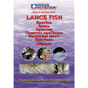 Ocean Nutrition Lance Fish 100g - Marine World Aquatics