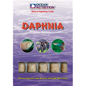 Ocean Nutrition Daphnia 100g - Marine World Aquatics
