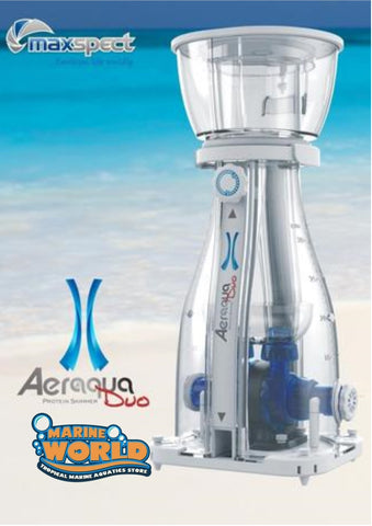 Maxspect Aeraqua Duo -Protein Skimmer (Model AD600) - Marine World Aquatics