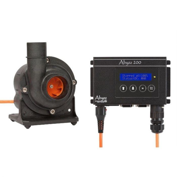 Abyzz A200 Return Pump (3m cable) - Marine World Aquatics