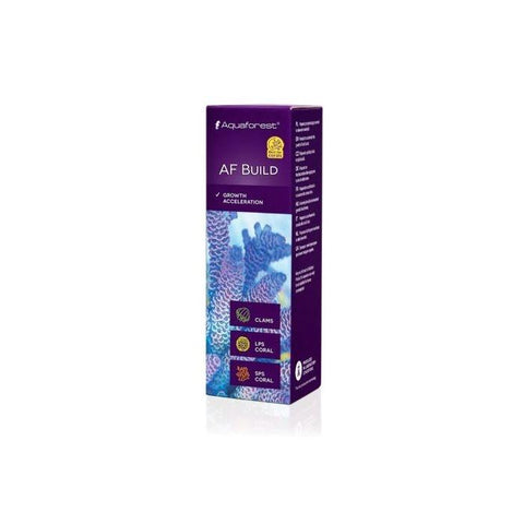 Aquaforest Build 10ml - Marine World Aquatics
