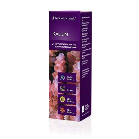 Aquaforest Kalium 10ml - Marine World Aquatics