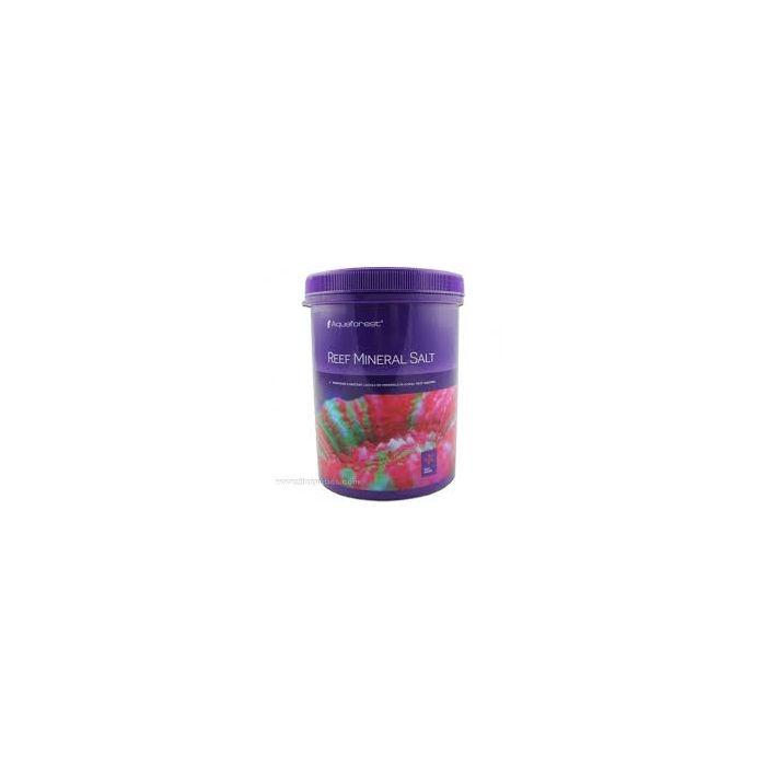 Aquaforest Reef Mineral Salt 800g - Marine World Aquatics