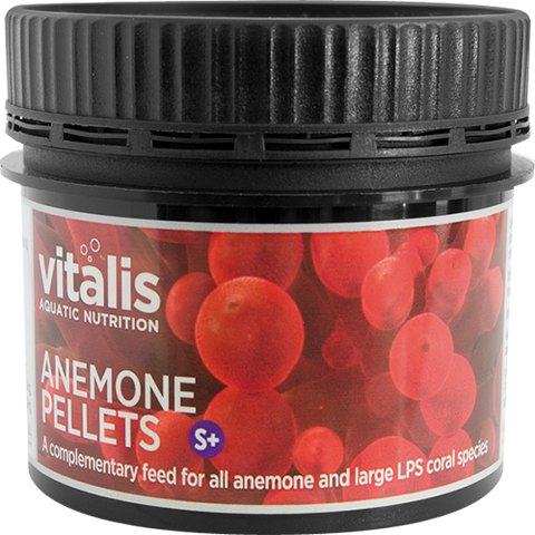 Vitalis Anemone Food small +4mm 50g