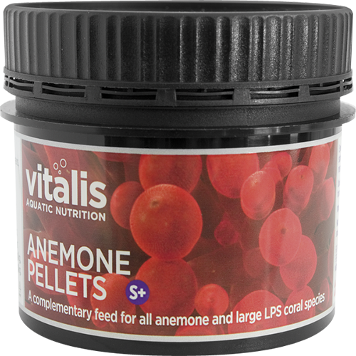Anemone Pellets - Marine World Aquatics