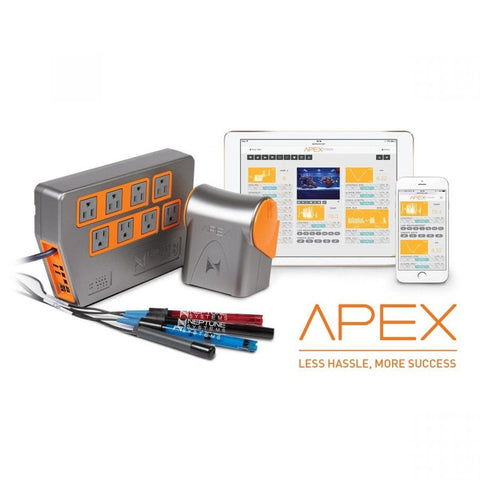 Neptune Systems Apex System (2016) - Marine World Aquatics