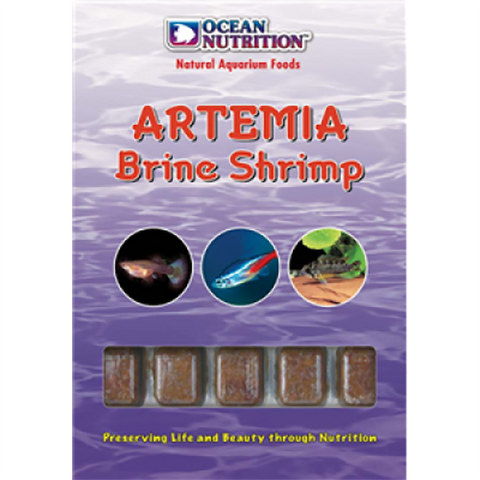 Ocean Nutrition ARTEMIA BRINE SHRIMP 100G - Marine World Aquatics