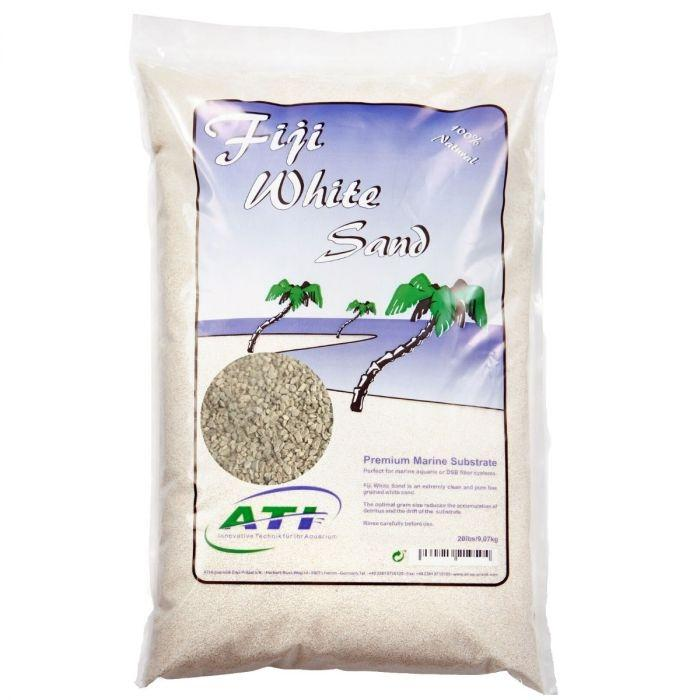 ATI Fiji White Sand 9kg Bag - Marine World Aquatics