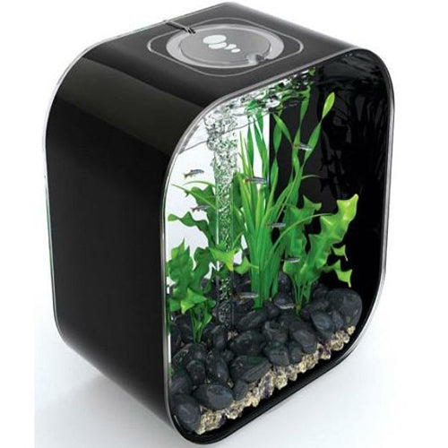 BiOrb Life 30 Aquarium - Black, Aquariums & Cabinets by marineworld.co.uk