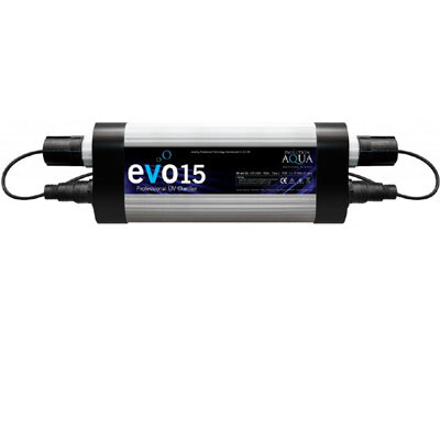 Evolution Aqua 15w Evo UV Sterillizer - Marine World Aquatics