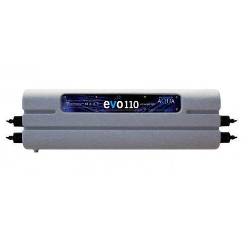 Evolution Aqua Evo 110w UV Sterillizer - Marine World Aquatics