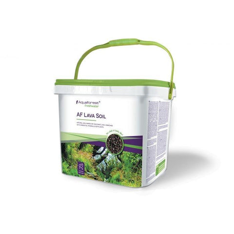 Aquaforest Lava Soil 5L - Marine World Aquatics