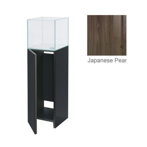 Evolution Aqua EA300 HDCube with Gloss Japanese Pear Cabinet - Marine World Aquatics