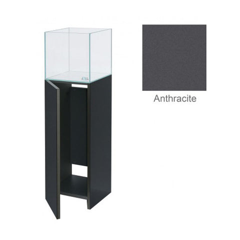 Evolution Aqua EA300 HDCube with Metallic Anthracite Cabinet - Marine World Aquatics