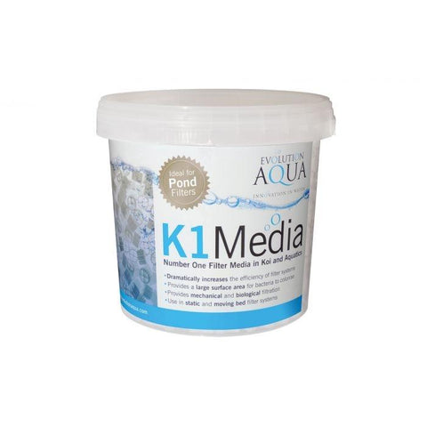 Evolution Aqua K1 Media 3L - Marine World Aquatics
