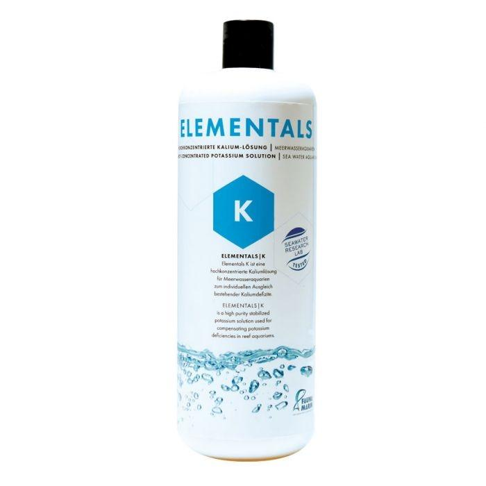 Fauna Marin Potassium Elemental K 1000ml - Marine World Aquatics