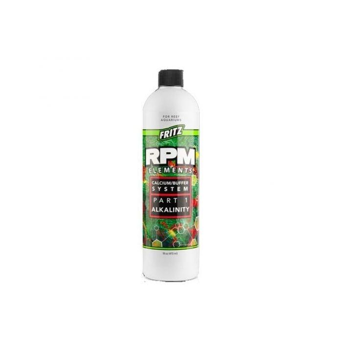 Fritz RPM Elements Part 1 Alkalinity 3785ml / 1 Gallon - Marine World Aquatics