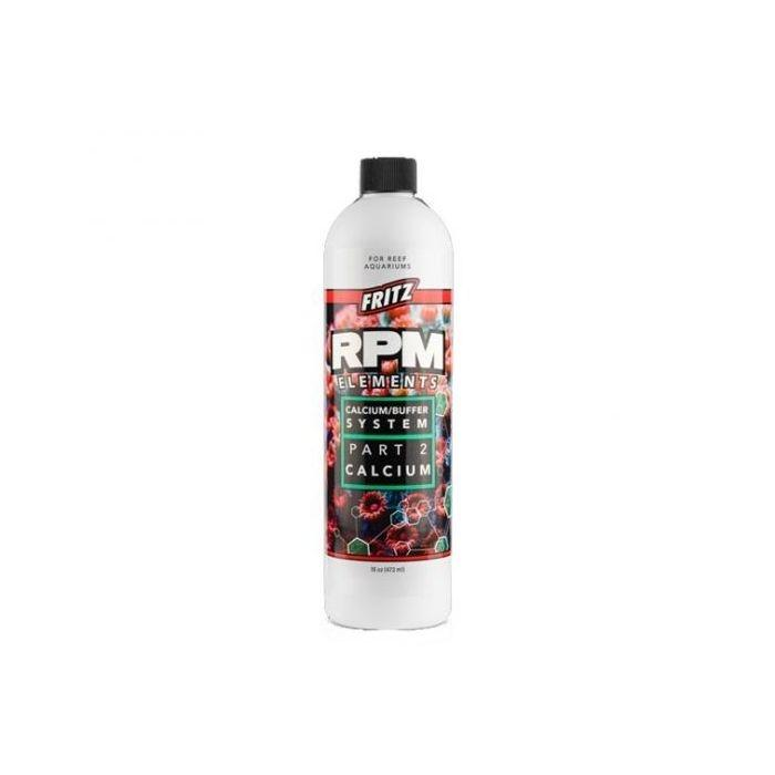 Fritz RPM Elements Part 2 Calcium 18927ml / 5 Gallon - Marine World Aquatics