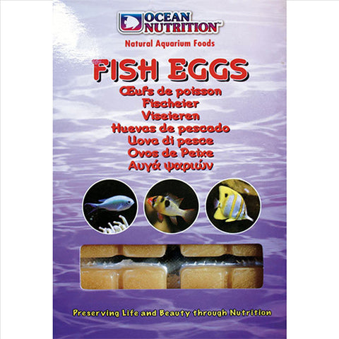 Ocean Nutrition Fish Eggs 100g - Marine World Aquatics