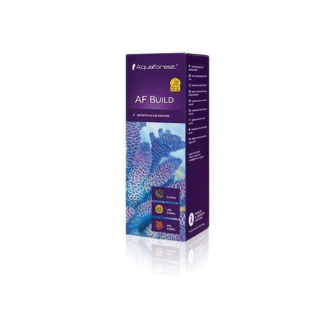 Aquaforest Build 50ml - Marine World Aquatics