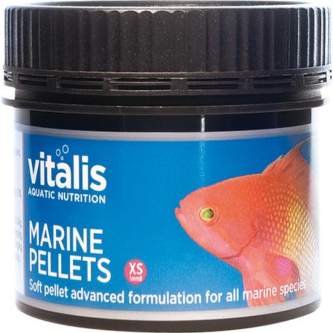 Marine Pellets 60G - Marine World Aquatics