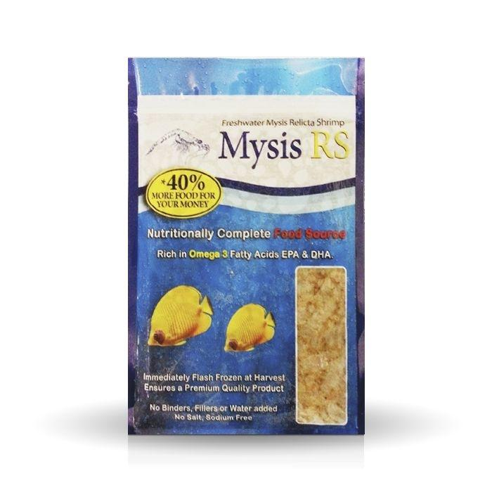 Mysis RS Freezer Bar 250g - Marine World Aquatics