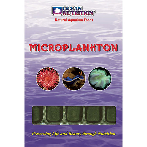 Ocean Nutrition Microplankton 100g - Marine World Aquatics