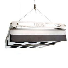 "D-D 60"" SINGLE LED HANGING RAIL"