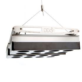 "D-D 36"" SINGLE LED HANGING RAIL"