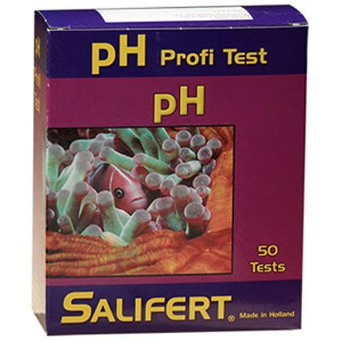 SALIFERT PH SALT TEST KIT 50T - Marine World Aquatics