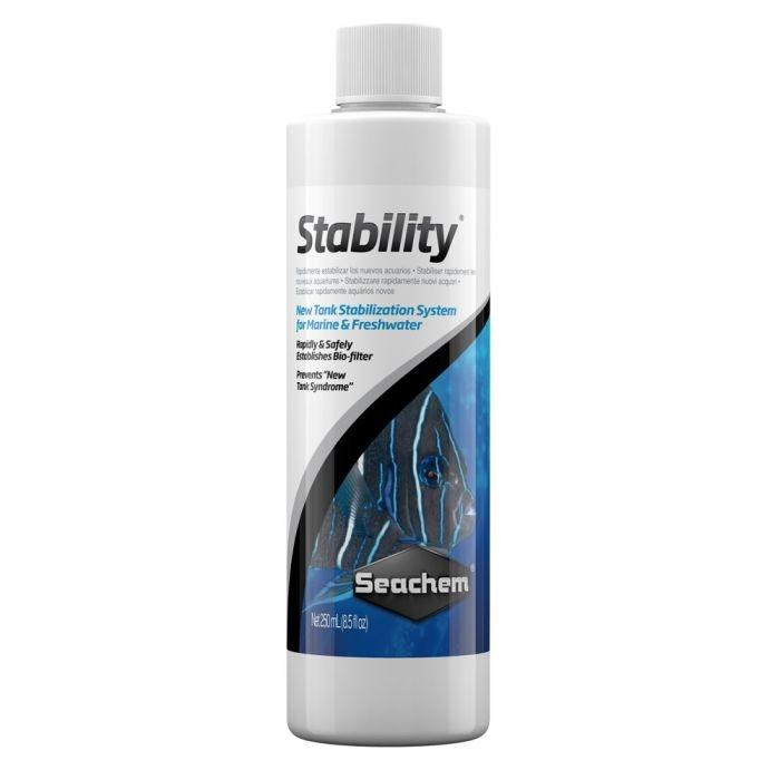 Seachem Stability 250ml - Marine World Aquatics