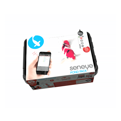 Seneye Pond Pack V2- Inc Wi-Fi server - Marine World Aquatics