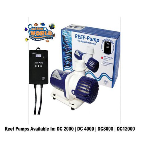 TMC REEF Pump 12000 DC Pump - Marine World Aquatics