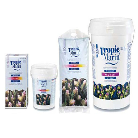 Tropic Marin Pro-Reef Salt 20Kg Bucket (600L) - Marine World Aquatics