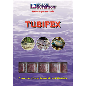 Ocean Nutrition Tubifex 100g - Marine World Aquatics