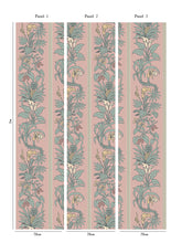 Load image into Gallery viewer, Botanize Heritage 'Plaster Pink' Sample