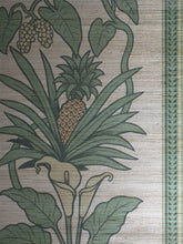 Load image into Gallery viewer, Botanize Heritage | Grasscloth 'Palm Green'
