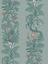 Load image into Gallery viewer, Botanize Heritage | Grasscloth 'Peppermint'