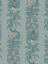 Load image into Gallery viewer, Botanize Heritage | Grasscloth 'Peppermint' Sample