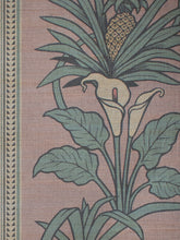 Load image into Gallery viewer, Botanize Heritage | Grasscloth 'Plaster Pink'