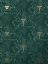 Load image into Gallery viewer, Cat-titude 'Green Envy' Sample