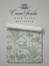 Load image into Gallery viewer, Crane Fonda 'Palm Green'