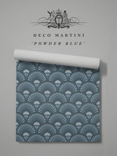 Load image into Gallery viewer, Deco Martini 'Powder Blue'