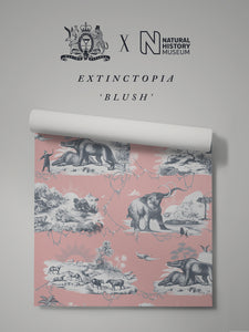 Extinctopia 'Blush' Sample