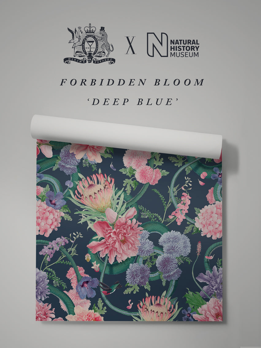 Forbidden Bloom 'Deep Blue' Sample