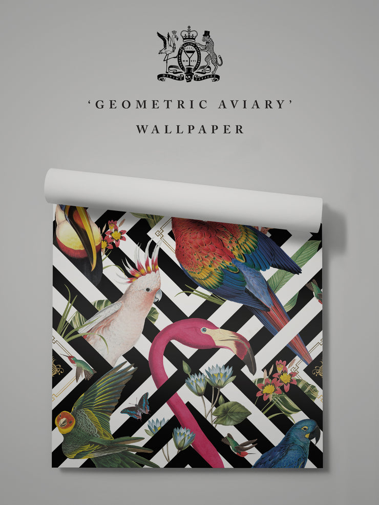 Geometric Aviary Sample