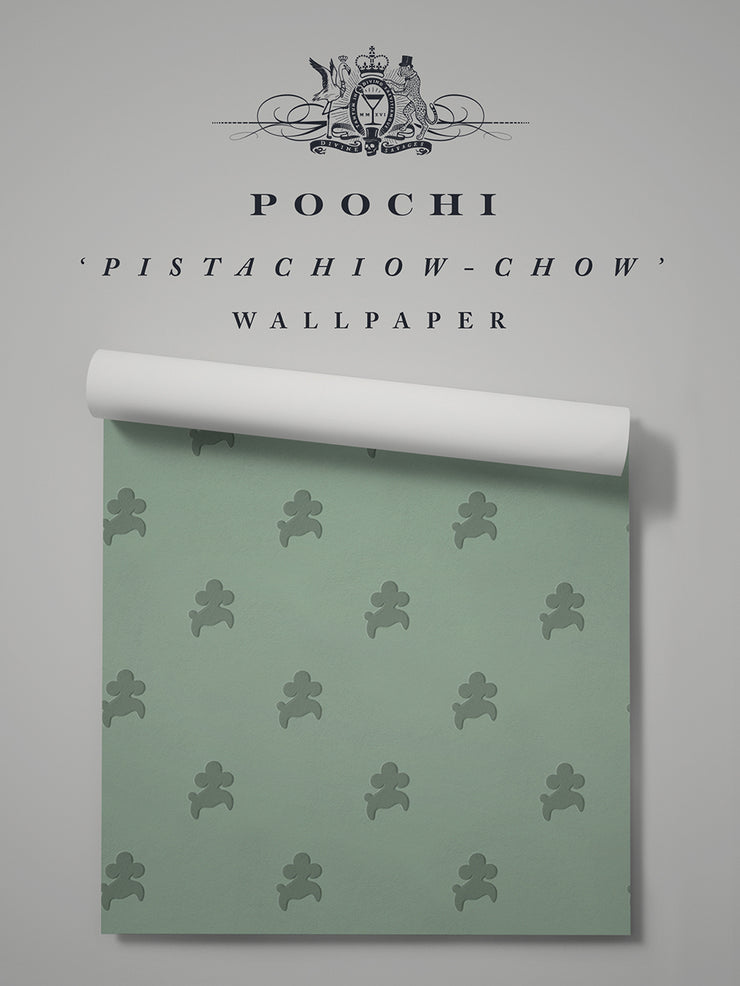 Poochi 'Pistachiow-Chow' Sample