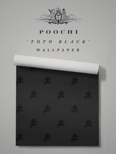 Load image into Gallery viewer, Poochi 'Toto Black' Sample
