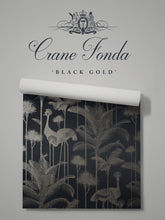 Load image into Gallery viewer, Crane Fonda 'Black Gold' Sample