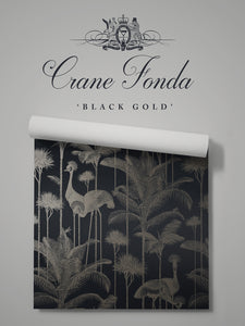 Crane Fonda 'Black Gold' Sample